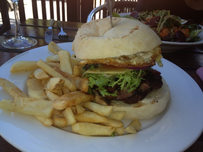 Bridgewater Inn - Deneary Burger