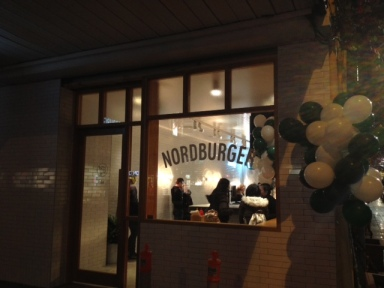 Nordburger shop